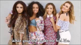 little mix  your love lyrics