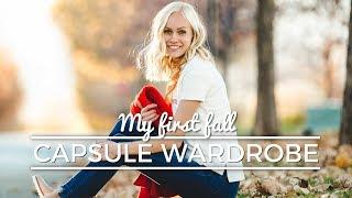 MY FALL CAPSULE WARDROBE 2017 || HAILEY DEVINE