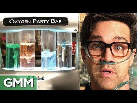 Flavored Oxygen Taste Test