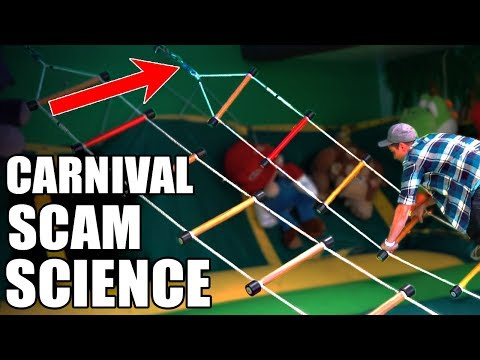 CARNIVAL SCAM SCIENCE and how to win