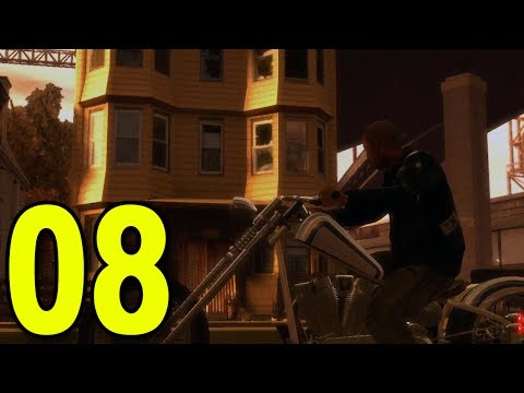 Grand Theft Auto: The Lost and Damned - Part 8 - KILL BRIAN