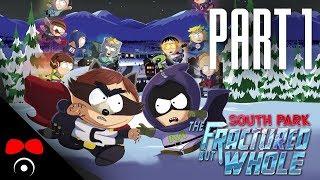 CARTMANŮV TAJNÝ DENÍČEK! | South Park: Fractured But Whole #1