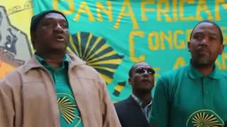 War Talk in South Africa