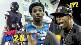 """""""Don't Be F*cking Humble!"""" Shedeur & Deion Sanders Battle The TOP RANKED QB In The Nation 😱"""