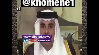 ساخرون تويتر ينشرون فيديو مضحك لـ«تميم» عقب اتصاله وولي العهد السعودي