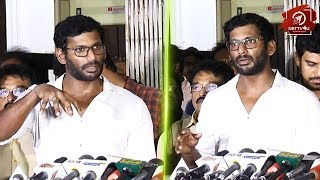 Kollywood Strike Ends| Film Release Dates And Shooting Dates Will Be Announced Tomorrow – Vishal