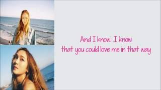 Jessica - Love Me the Same (English Version) [Lyrics]
