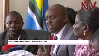 Opposition MPs return age limit consultation money