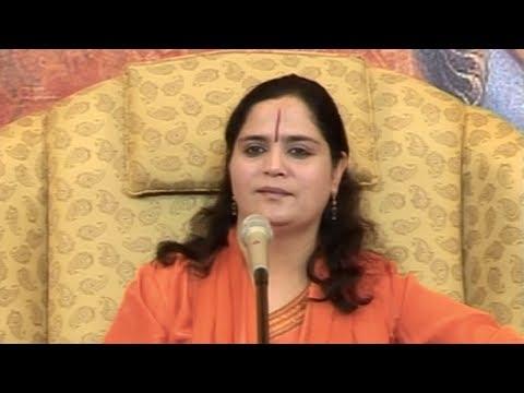 Srimad Bhagavad Gita - Chapter 2 - Meaning in Hindi| Amrit Varsha Episode 215 (12 Feb, 2013)