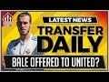BALE Or MBAPPE To MANCHESTER UNITED? MAN UTD Transfer News