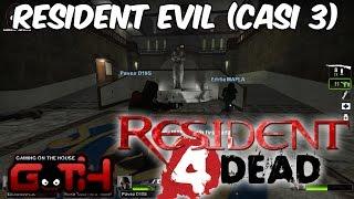 Casi Resident Dead 3! CASI L4D2 en Español - GOTH