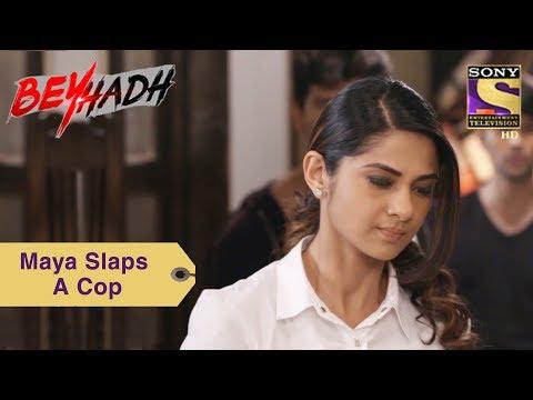 Xxx Mp4 Your Favorite Character Maya Slaps A Cop For Arjun Beyhadh 3gp Sex