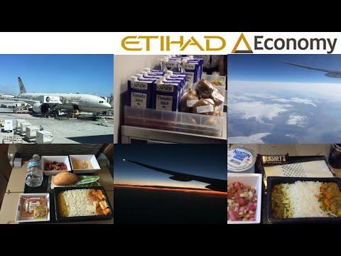 Etihad Airways Los Angeles to Abu Dhabi