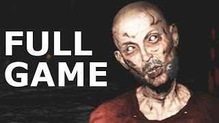 Contracted - Full Game Walkthrough Gameplay & Ending (No Commentary Playthrough) (Indie Game 2017)