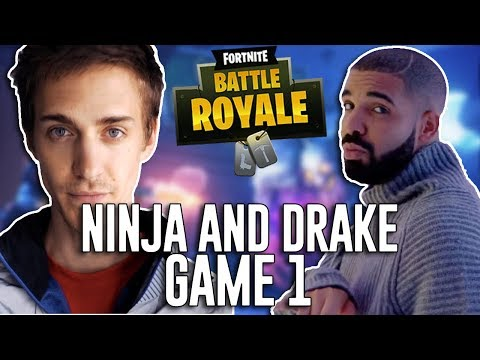 Xxx Mp4 Ninja And Drake Play Duos Fortnite Battle Royale Gameplay Game 1 3gp Sex