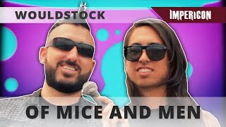 Wouldstock with Of Mice & Men