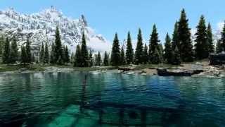 Skyrim Mods 2015 Graphics (Natural Lighting & Atmospherics ENB)