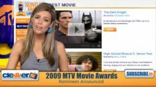 MTV Movie Awards 2009 Nominees - Who Will Win??