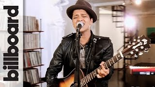 Bruno Mars 'Grenade' Live Billboard Studio Session at Mophonics Studios NY