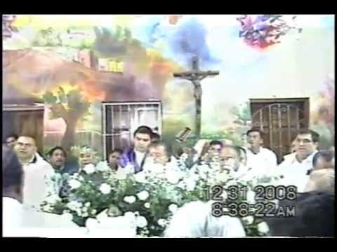 Funeral de Panita Materia del Niño Fidencio