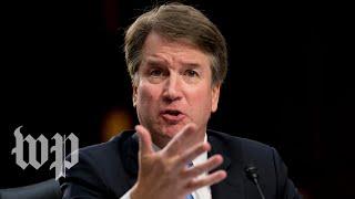 Day three of Brett Kavanaugh's Supreme Court confirmation hearing