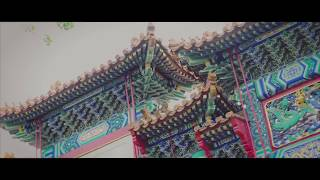 China, Beijing Yonghe Temple, Drum Tower, Hutongs 2017
