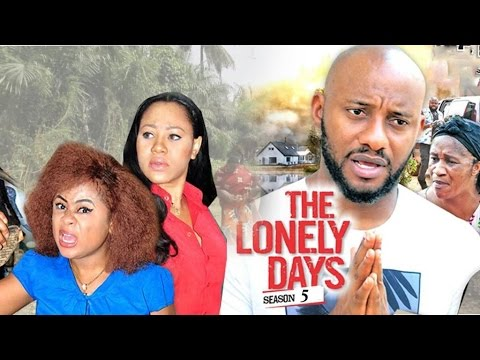 2017 Latest Nigerian Nollywood Movies - The Lonely Days 5