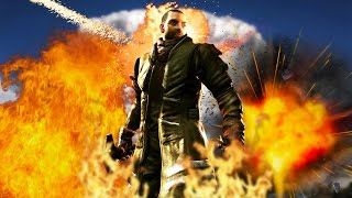 COOL GUYS DON'T LOOK AT EXPLOSIONS | Red Faction Guerrilla