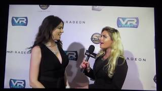 SEXY LESBIAN FILM & Celebrity Interview - Red Carpet Black Tar Road