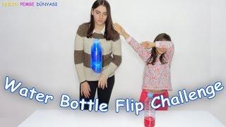 Water Bottle Flip Challenge - Su Şişesi Çevirme - Eğlenceli Çocuk Videosu - Funny Kids Videos