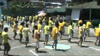 BJMP Metro Manila District Jail Camp Bagong Diwa taguig City March 26, 2011 1/2
