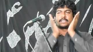 Ghulam Akbar Dahraj (Nowshero Feroz Sindh) 2 Jumada Al Thani 1437