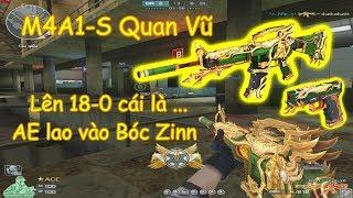 [ Bình Luận CF ] M4A1-S Quan Vũ ✔ Pino.NTK