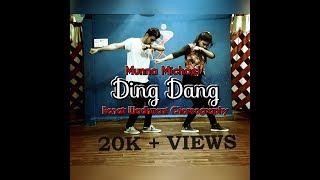 Ding Dang Dance video | Munna Michael | Ronak Wadhwani choreography | Tiger Shroff & Nidhhi Agerwal
