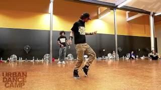 ICU - Aleise / Les Twins Choreography / 310XT Films / URBAN DANCE CAMP