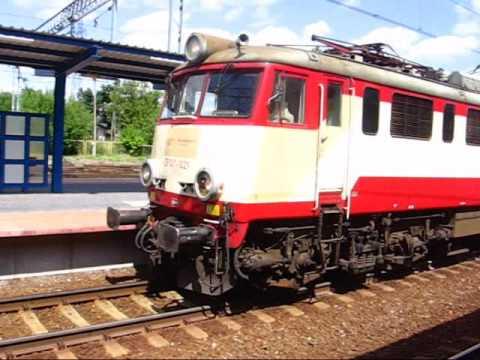 Pociąg pospieszny WROCŁAWIANIN Warszawa Wschodnia Wrocław Główny