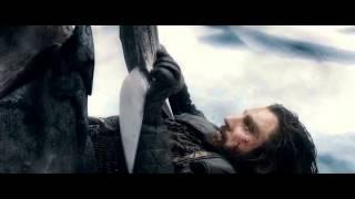 The Hobbit - Thorin kills Azog