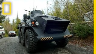 Ultimate Tank | Doomsday Preppers