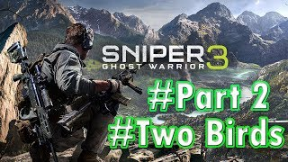 Sniper Ghost Warrior 3: Two Birds Mission| Gameplay Part 2 In Hindi| Games In Blood