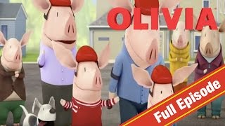 Olivia the Pig | Olivia and the Treasure Hunt | Olivia Full Episodes