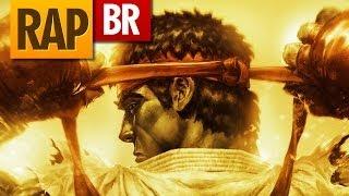 Rap do Street Fighter [Feat. 7 Minutoz] | Tauz RapGame 17