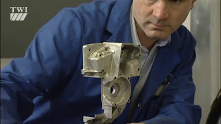 Non-destructive testing (NDT) at TWI