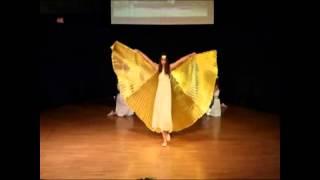 Ancient Egypt Dance - Choreography by Zoe Thalassinou