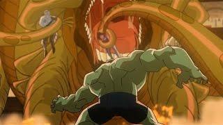 Planet Hulk: Hulk vs Devil Corker