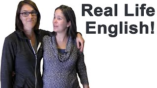 English Conversation & Idioms -- Study American Pronunciation