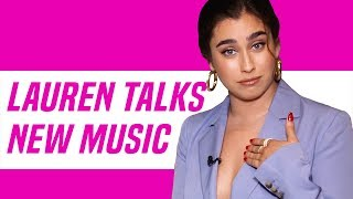Fifth Harmony's Lauren Jauregui Talks Solo Songs, Dangers of Social Media, and More