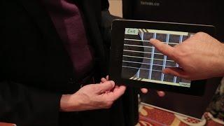 شاشة تنقل الاحساس بملمس الأشياء الى المستخدم  - 4Tech
