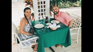 Honeymoon At The Breezes in the Bahamas