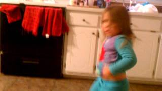 Natalia's Dora Dance Show