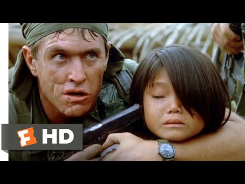 Download Platoon (1986) - Barnes Crosses the Line Scene (3/10) | Movieclips